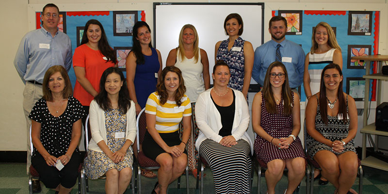 District Welcomes New Instructional Staff