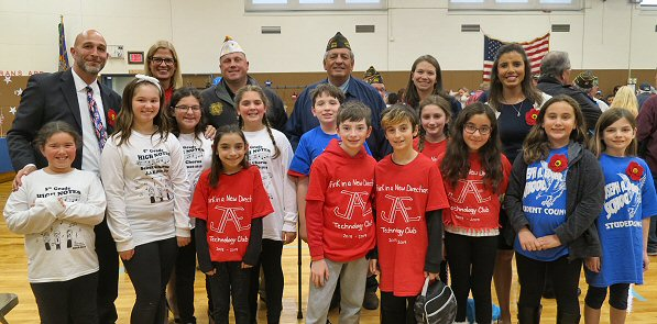 JAE Veterans Day Assembly Slideshow
