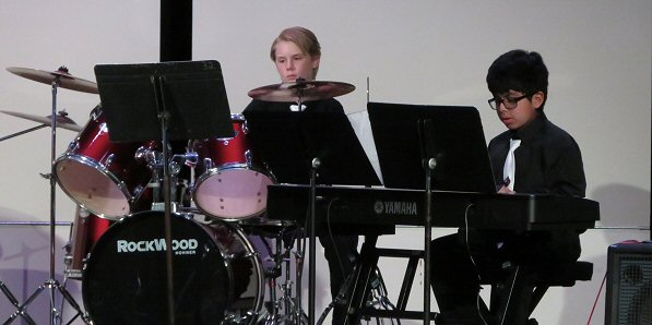2019 Jazz Concert Slideshow