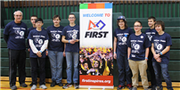 Robotics Team Recognized as Motivators photo