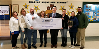 Rocky Point MS Earns Additional Accolade photo
