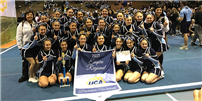 Cheerleaders Heading to Nationals photo
