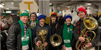 Student-Musicians Share Tuba Tunes in NYC