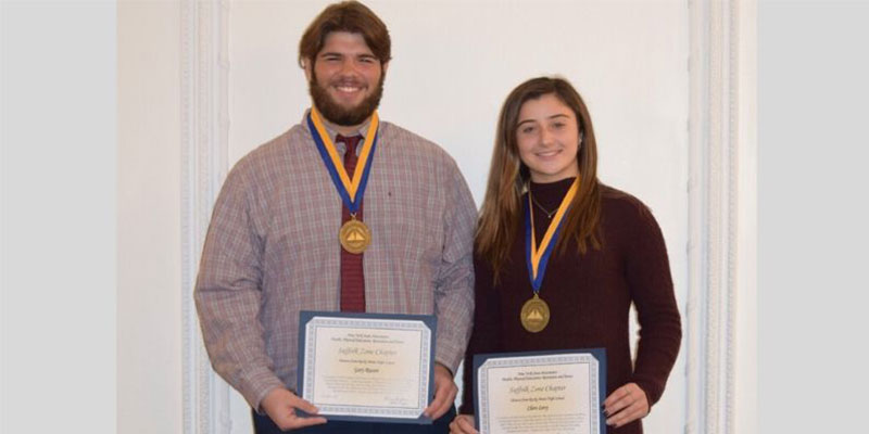 Rocky Point Role Models Honored!